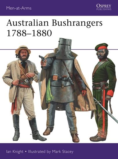 Australian Bushrangers 1788–1880 - cover