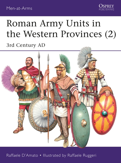 Roman Army Units in the Western Provinces (2) - 3rd Century AD - cover
