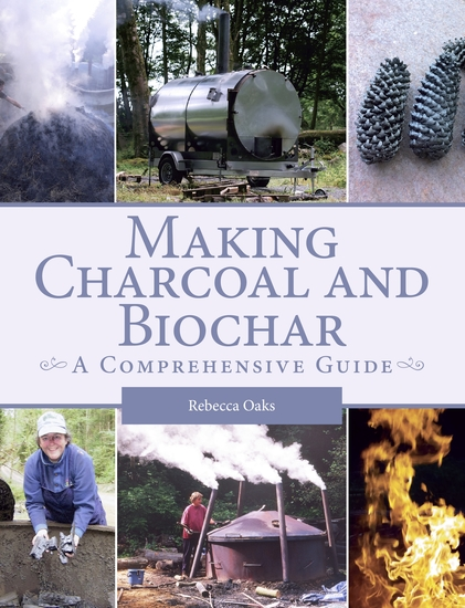 Making Charcoal and Biochar - A comprehensive guide - cover