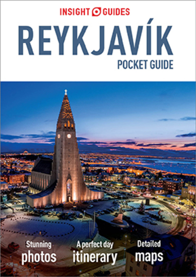 Insight Guides Pocket Reykjavik (Travel Guide eBook) - cover