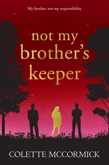 Not My Brother's Keeper - cover