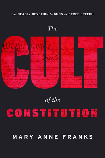 The Cult of the Constitution - cover