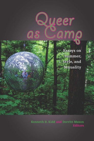 Queer as Camp - Essays on Summer Style and Sexuality - cover