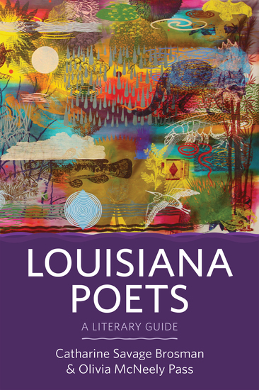 Louisiana Poets - A Literary Guide - cover