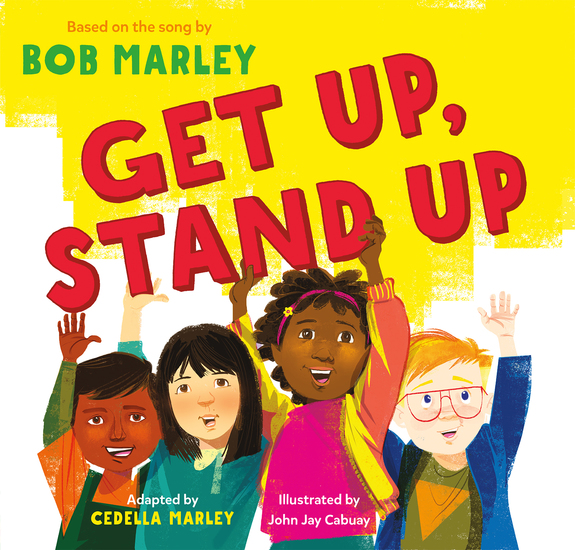 Get Up Stand Up - cover
