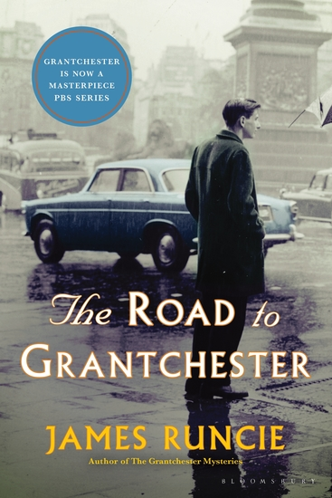 The Road to Grantchester - cover