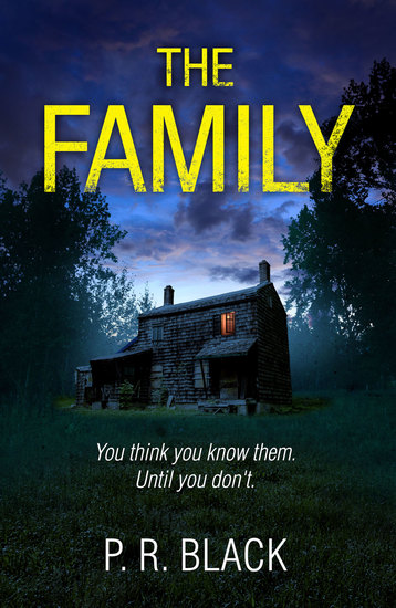 The Family - A gripping new psychological thriller with a breathtaking twist! - cover