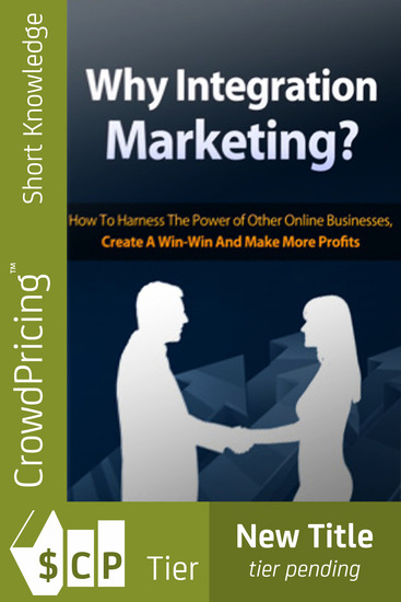 Why Integration Marketing - Essential of Integrated Marketing Communications - cover