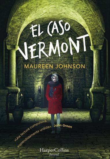 El caso Vermont - cover