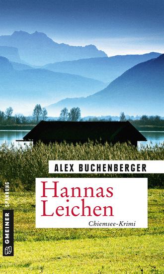 Hannas Leichen - Kriminalroman - cover