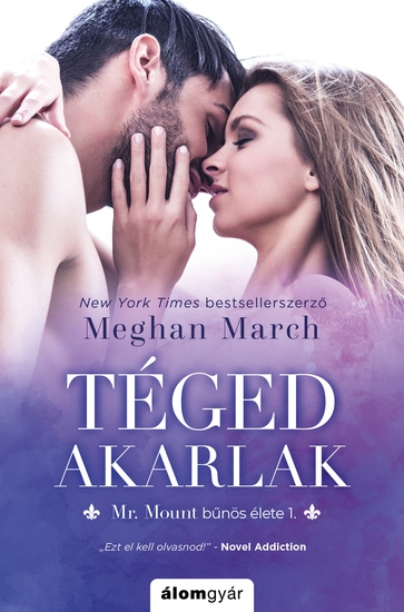 Téged akarlak - cover