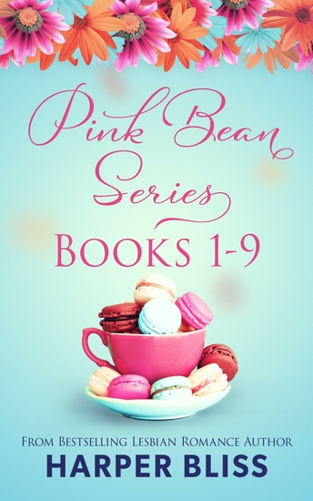 Pink Bean Series - BOOKS 1 - 9 - cover