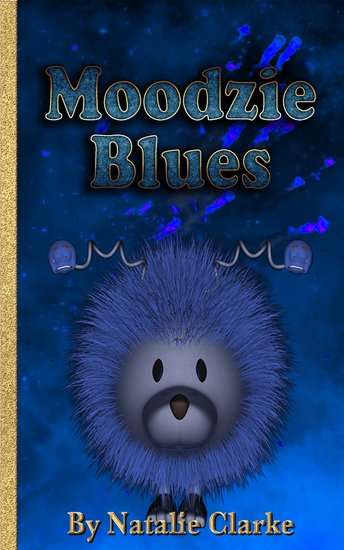 Moodzie Blues - A Story to Enrich Children - cover