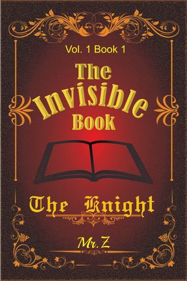 The Invisible Book - The Knight - cover