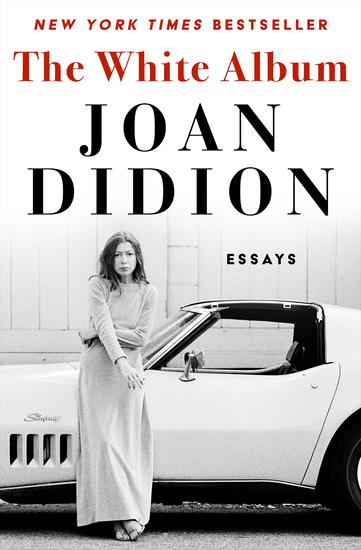 The White Album - Essays - cover