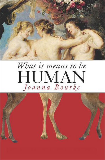 What It Means to Be Human - cover