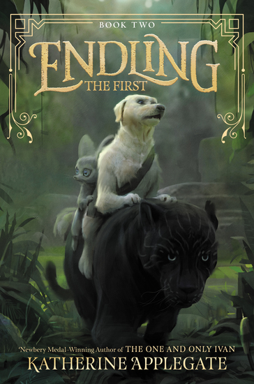 Endling #2: The First - cover