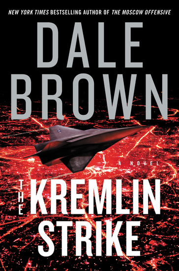 The Kremlin Strike - A Novel - cover