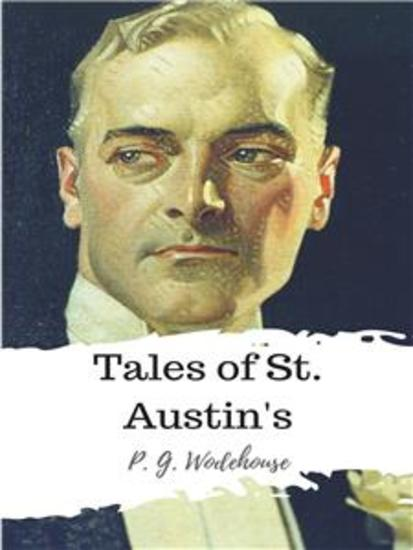 Tales of St Austin's - cover