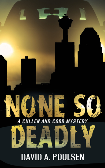 None So Deadly - A Cullen and Cobb Mystery - cover