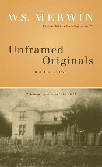 Unframed Originals - Recollections - cover