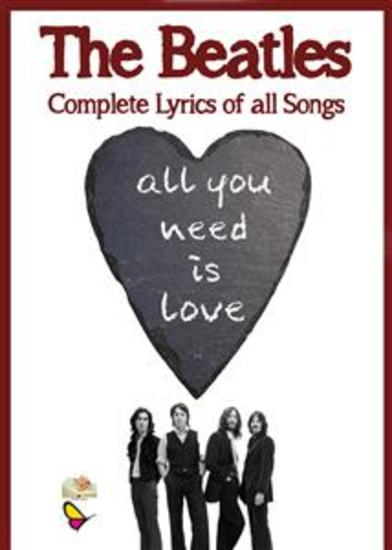 Complete lyrics of all songs - edited by Michela Ferraro - cover