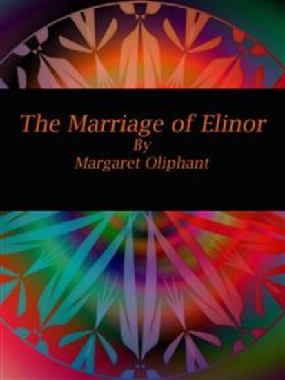 The Marriage of Elinor - cover
