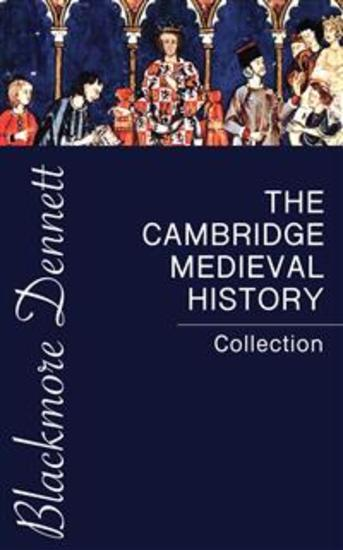 The Cambridge Medieval History Collection - cover