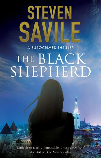 The Black Shepherd - cover