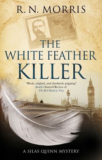 The White Feather Killer - cover