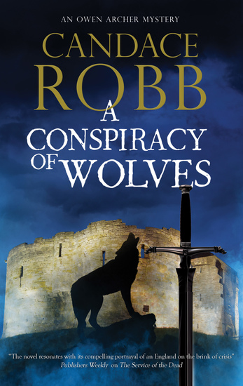 A Conspiracy of Wolves - cover