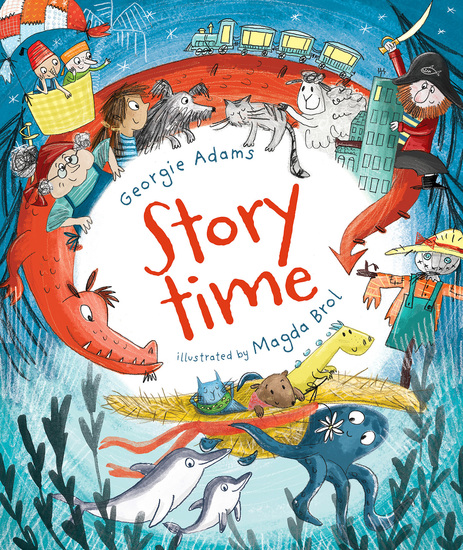 Storytime - A Treasury of Timed Tales (Fixed Format) - cover