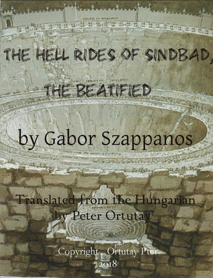 The Hell Rides Of Sindbad the Beatified - cover