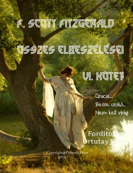 F Scott Fitzgerald összes elbeszélései - VI kötet - Fordította Ortutay Péter - cover