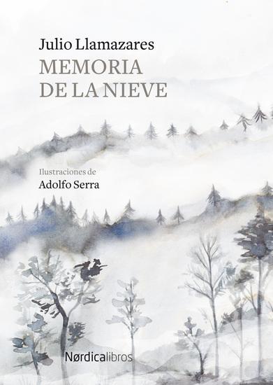 Memoria de la nieve - cover
