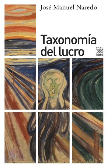 Taxonomía del lucro - cover
