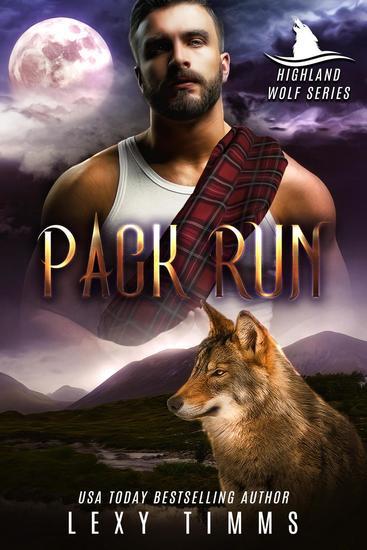 Pack Run - Highlander Wolf Series #1 - cover