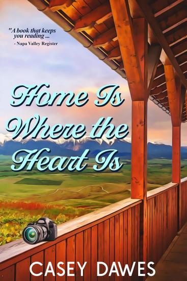 Home Is Where the Heart Is - Rocky Mountain Front #1 - cover