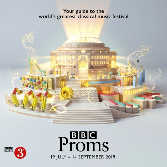 BBC Proms 2019 - Festival Guide - cover