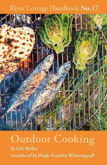 Outdoor Cooking - River Cottage Handbook No17 - cover