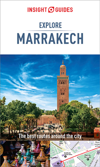 Insight Guides Explore Marrakesh (Travel Guide eBook) - cover