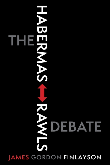 The Habermas-Rawls Debate - cover