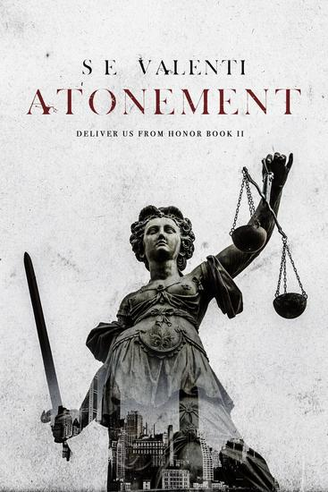 Atonement - Deliver Us from Honor Book II - cover