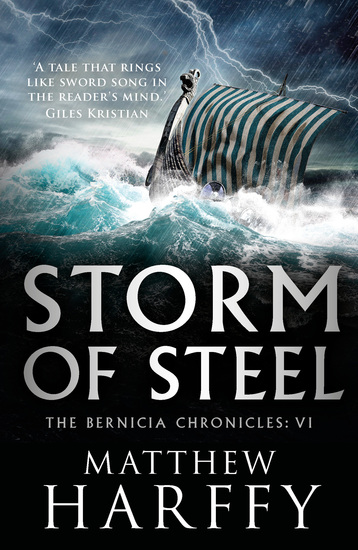 Storm of Steel - A gripping action-packed historical thriller - cover
