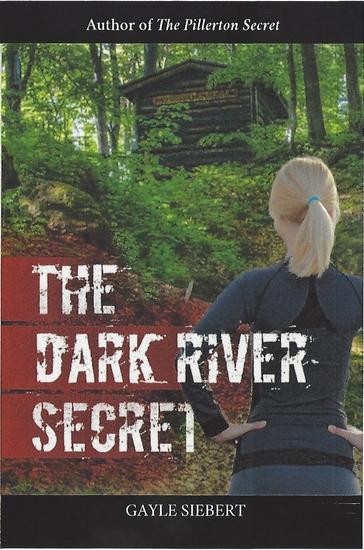 The Dark River Secret - cover