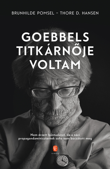 Goebbels titkárnője voltam - cover