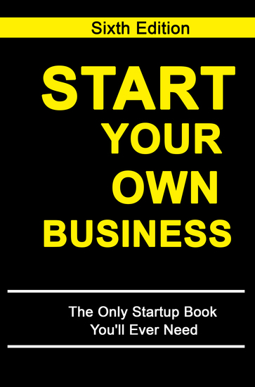 Start Your Own Business - cover