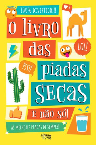 O Livro das Piadas Secas - cover