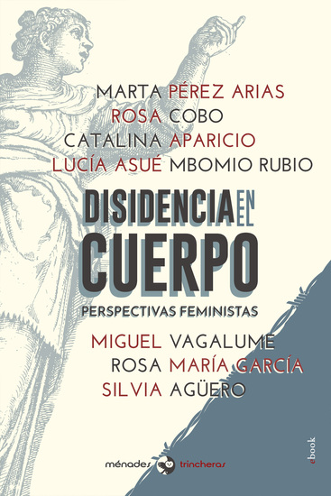 Disidencia en el cuerpo - Perspectivas feministas - cover