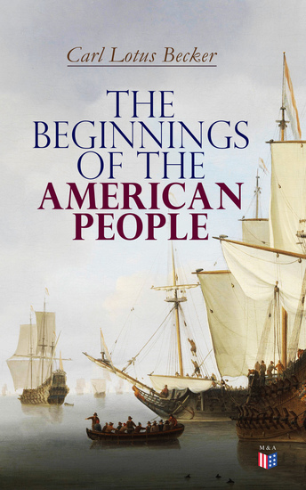 The Beginnings of the American People - cover